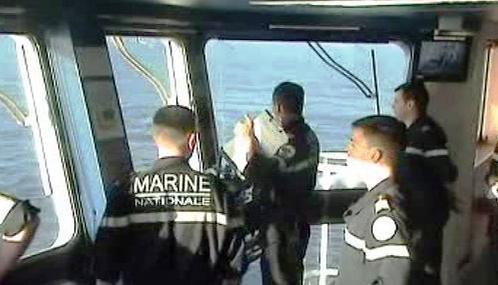 Francouzské vojenské námořnictvo