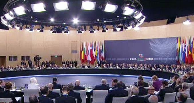 Zahájení summitu NATO v Lisabonu