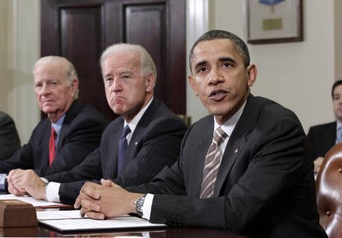 Joe Biden a Barack Obama