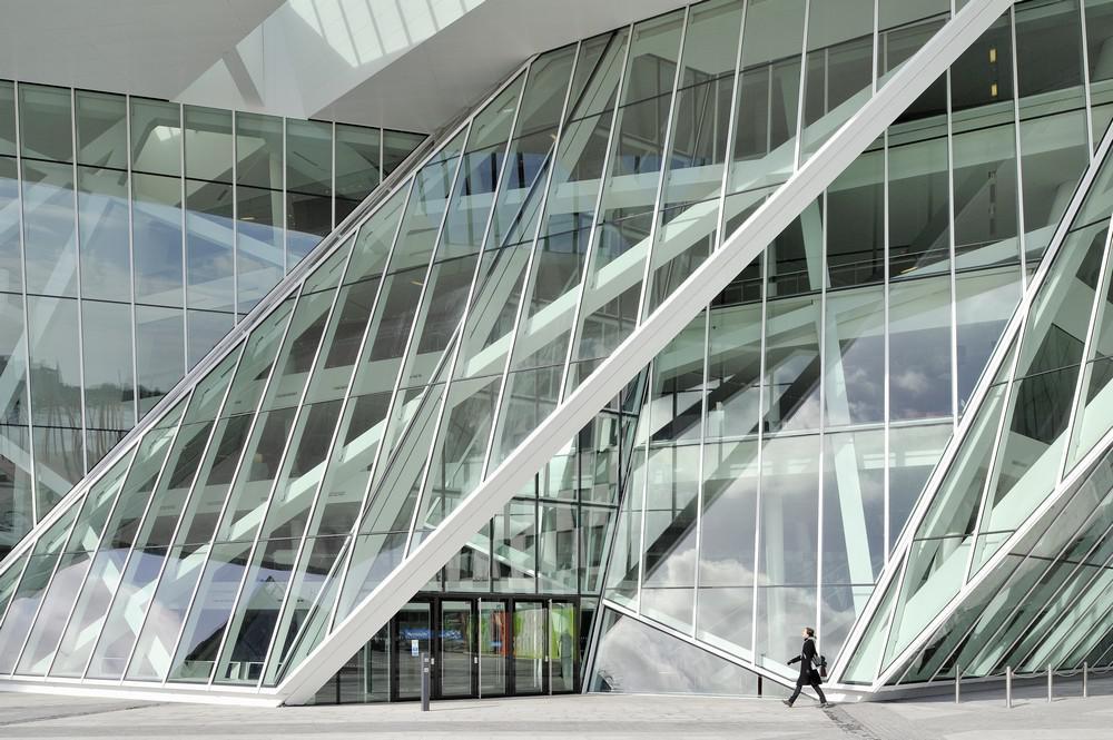 Daniel Libeskind / Grand Canal Theatre