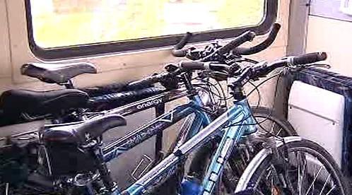Kola ve vlaku