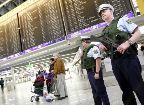 Bezpečnostní opatření v Německu