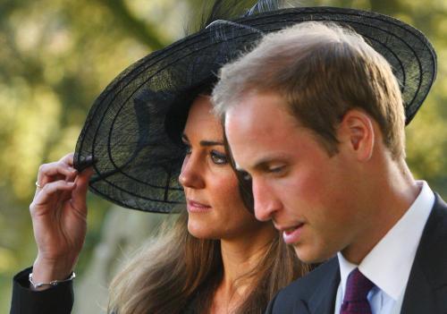 Kate Middletonová a princ William se stanou nejsledovanější dvojicí světa