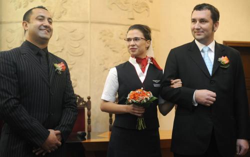 Imed Jeddai a Miroslav Dvořák