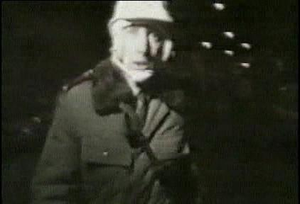 Příslušník VB v listopadu 89