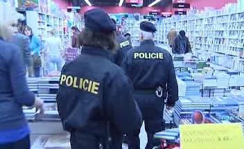 Zátah českobudějovické policie