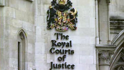 Britský soud