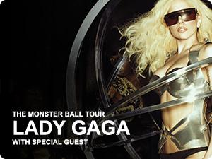 Lady Gaga / The Monster Ball Tour