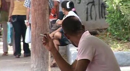 Uruguayský kuřák