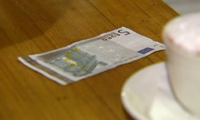 Pětieurová bankovka