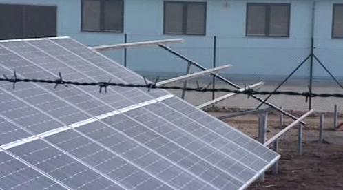 Chybějící solární panely