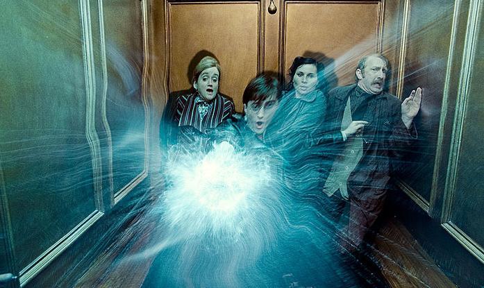 Harry Potter a Relikvie smrti 1. část