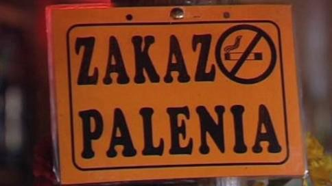 Zákaz kouření v Polsku