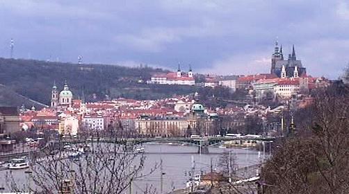 Praha - Pražský hrad