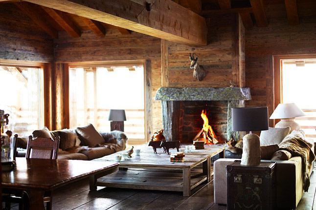 Ubytování ve švýcarských Alpách