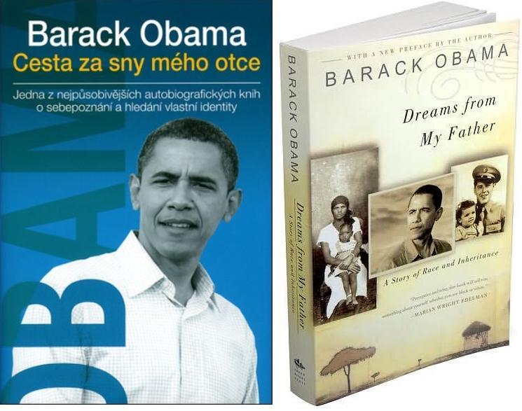 Obamova kniha \