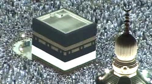 Poutníci v Mekce