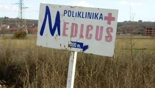Kosovská klinika Medicus