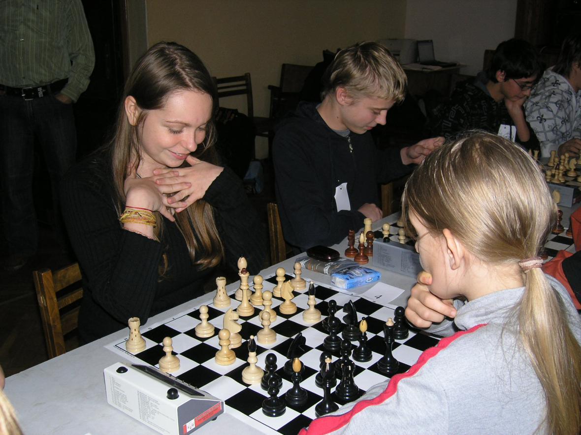 Šach-pink Šumná 2010