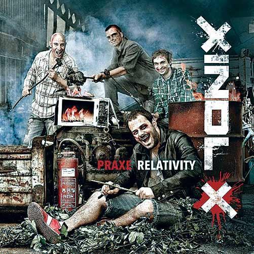 Xindl X / Praxe relativity