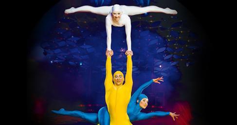 Cirque du Soleil / Saltimbanco