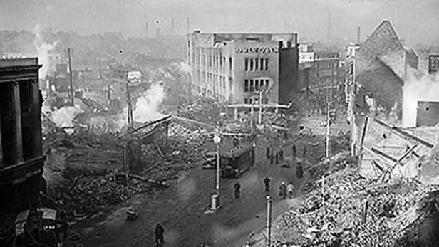 Bombardování Coventry