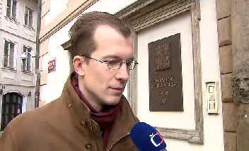 Pavel Čižinský mluvčí iniciativy ProAlt