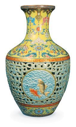 Jedna z nejdražších čínských váz