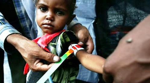 Humanitární krize v Africe