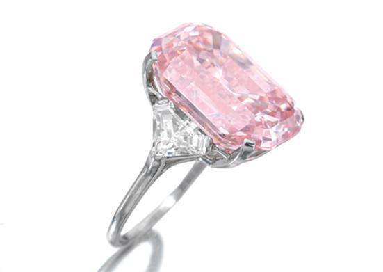 Růžový diamant