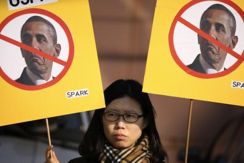 Protesty proti summitu G20