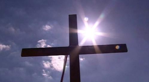 Kříž, který rozdělil Poláky
