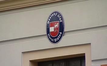 Radnice v Horní Blatné