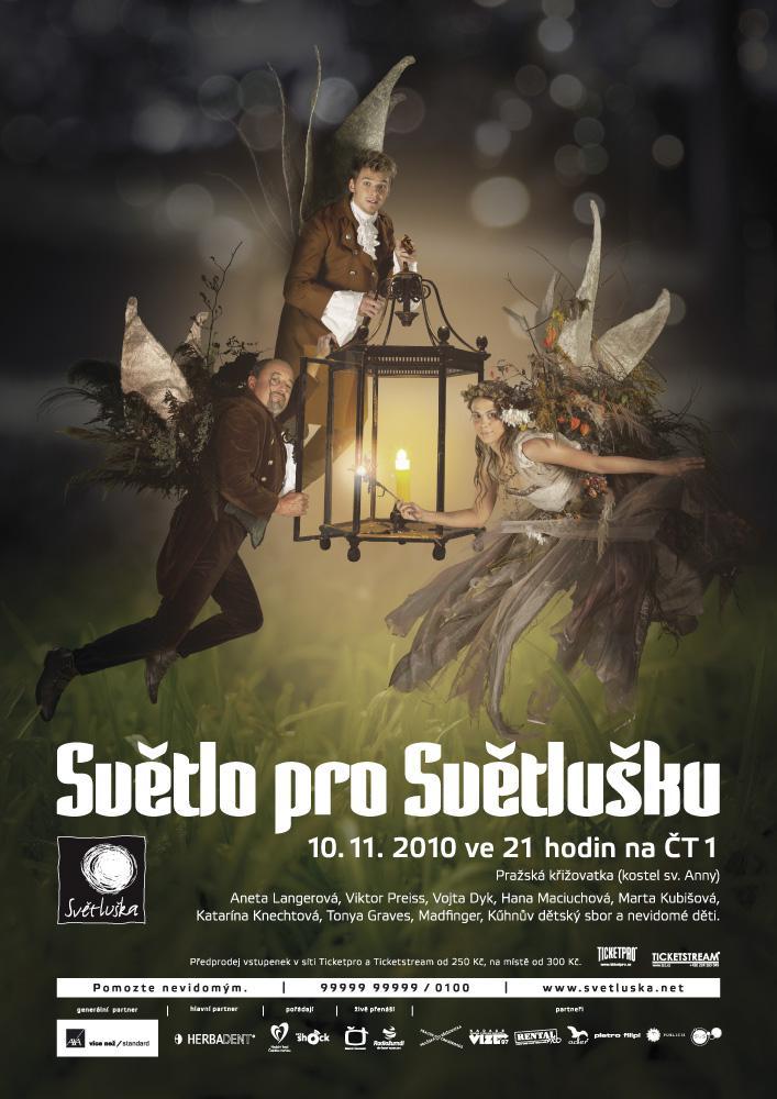 Světlo pro Světlušku - koncert