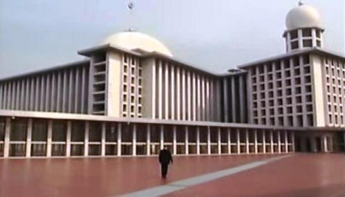 Největší indonéská mešita