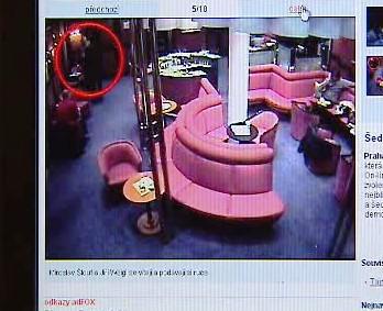 Kamerový záznam z hotelu Savoy