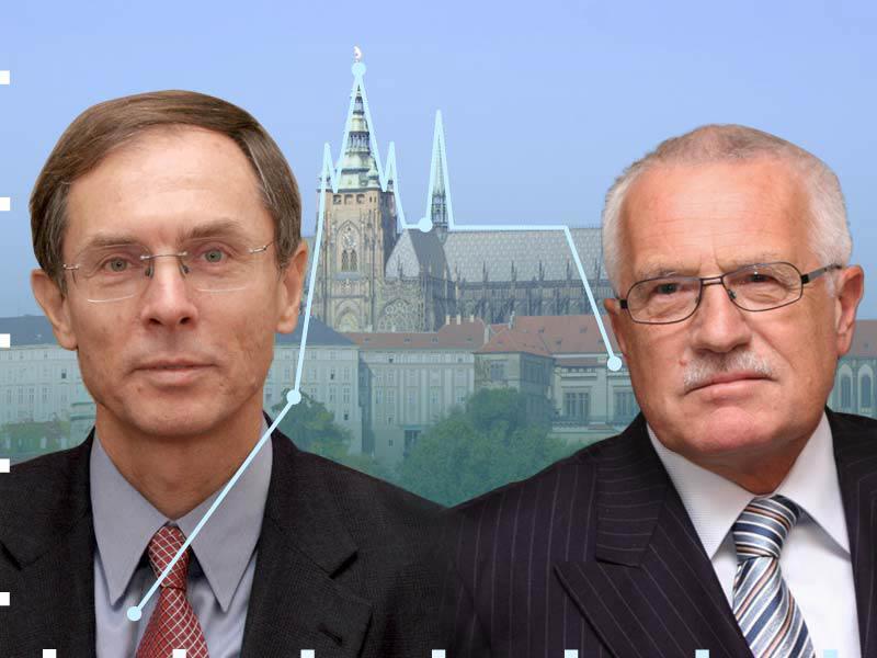 Klaus a Švejnar