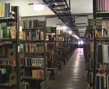Depozitáž Národní knihovny