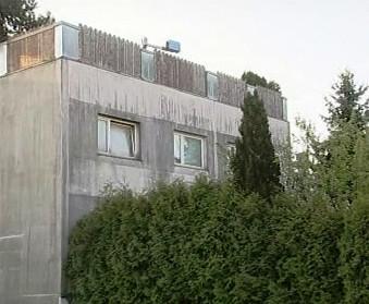 Dům v rakouském Amstettenu