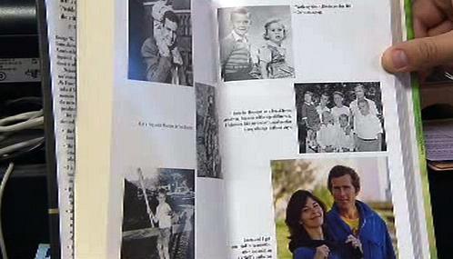 Kniha pamětí George Bushe