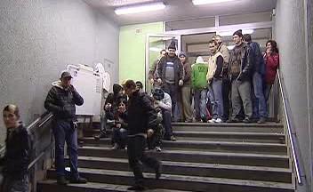 Rumunští dělníci