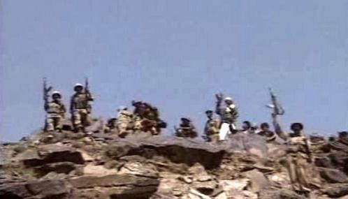 Jemenští povstalci
