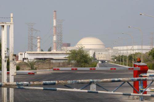 Jaderná elektrárna Búšehr