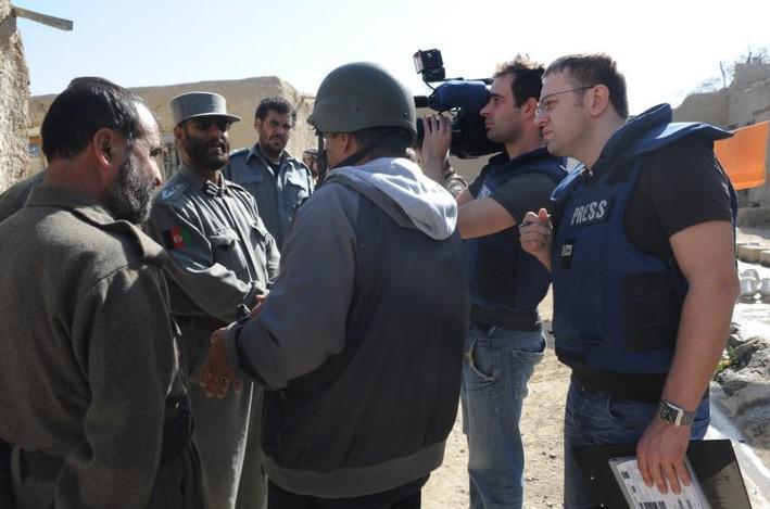 Tým OVM v Afghánistánu