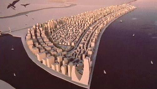 Projekt Eko Atlantic City
