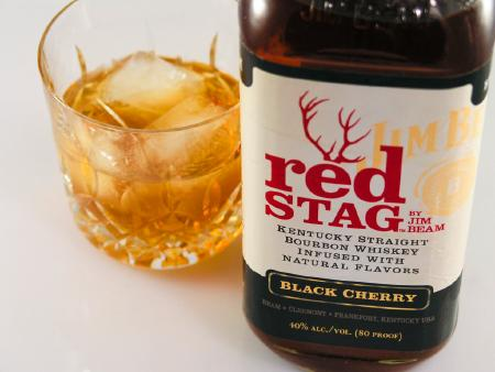 Bourbon Red Stag