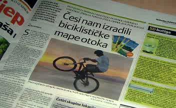 Chorvatský tisk