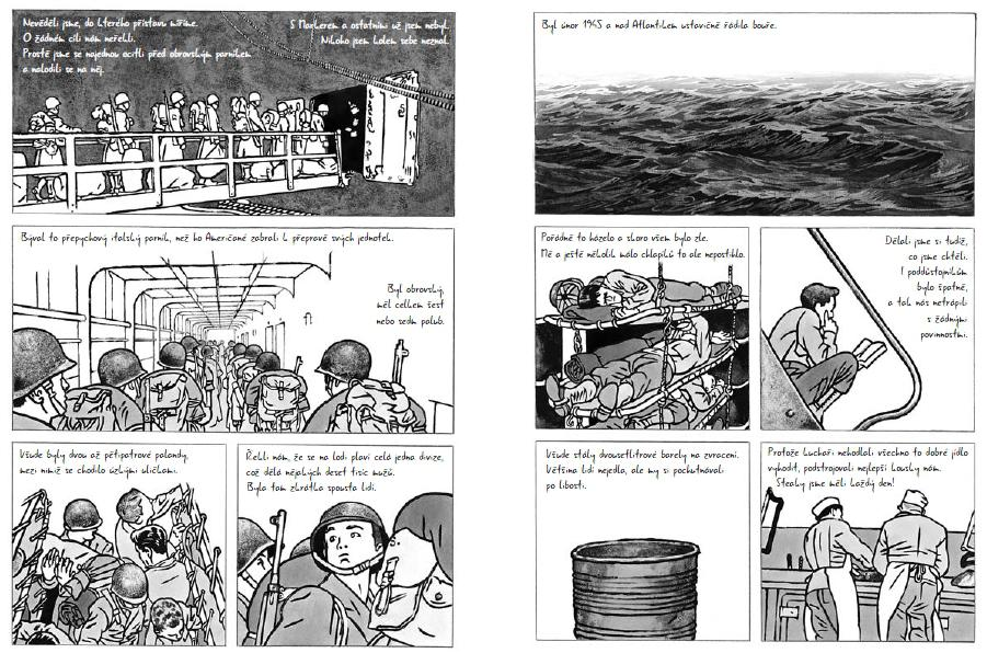 Emmanuel Guibert / Alanova válka