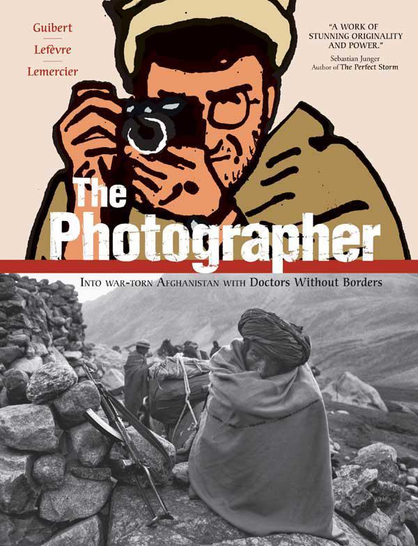 Emmanuel Guibert / Fotograf