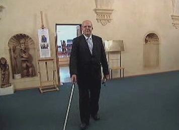 Milan Pešák v Senátu
